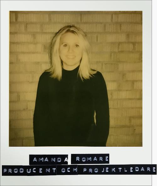 Amanda Romare